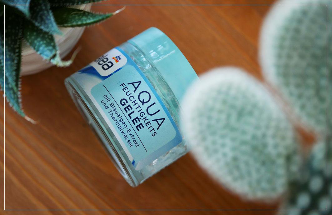 Balea Aqua Feuchtigkeits-Gelée