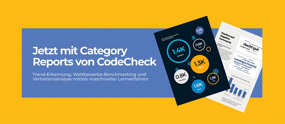 Codecheck Werbung auf Oeeda