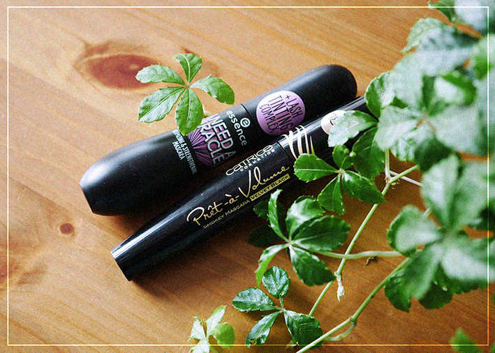Catrice Prêt-á-Volume Mascara und Essence I Need a Miracle Mascara